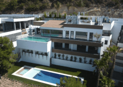 Spectacular Villa in Altea Hills